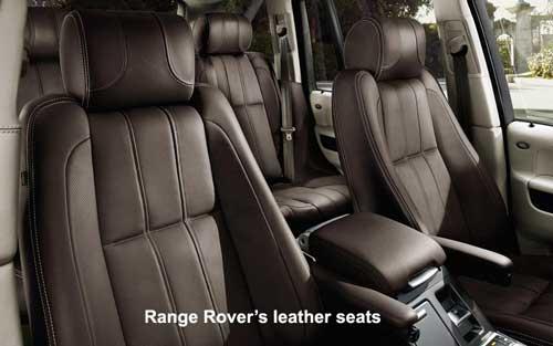 Range Rover Seats