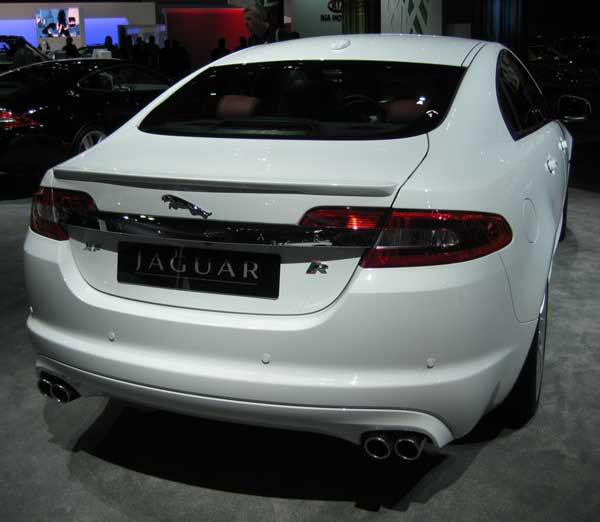 Jaguar Xf 2011 Interior. The 2011 Jaguar XF R was nice,