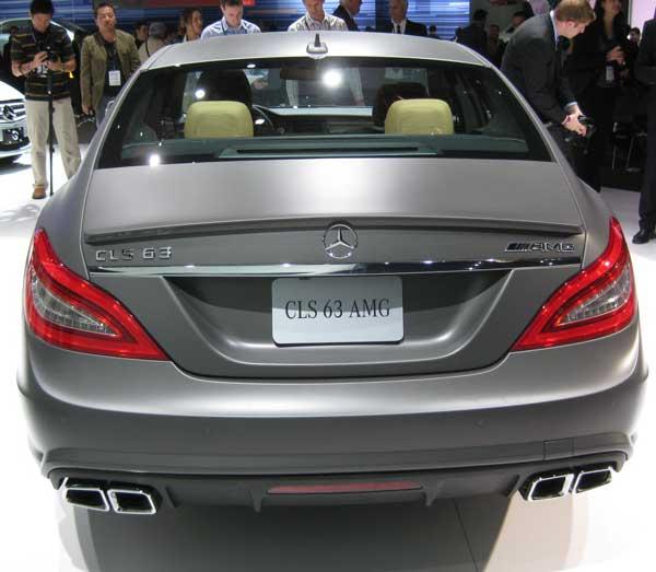 2011 Mercedes Benz E350 Bluetec: 2010 Los Angeles Auto Show – Part 1