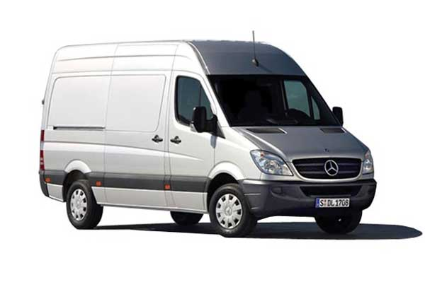 Nissan nv utility vans todd bianco 39 s for Mercedes benz work van
