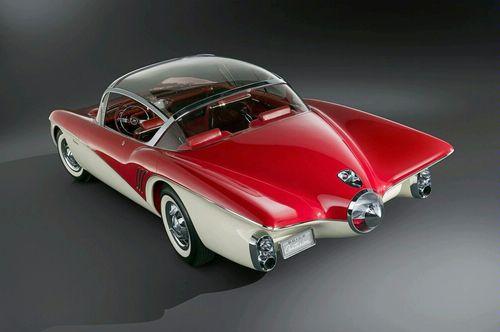 1956 Buick Centurion From GMs Motorama