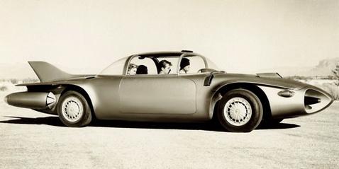 Design For Dreaming 1956 GM Motorama