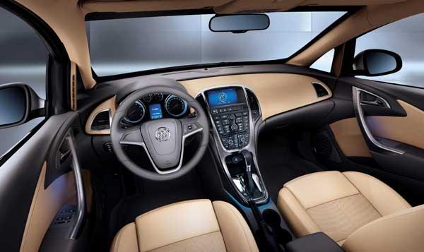 Buick Verano Images. 2012 Buick Verano interior