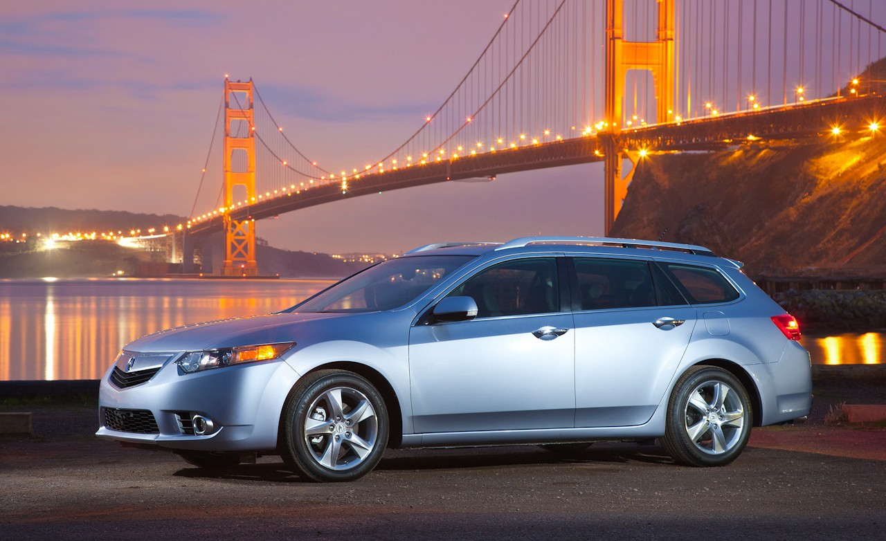 The Acura TSX Sport Wagon Welcome To The US Todd Biancos - Acura tsx sport wagon accessories