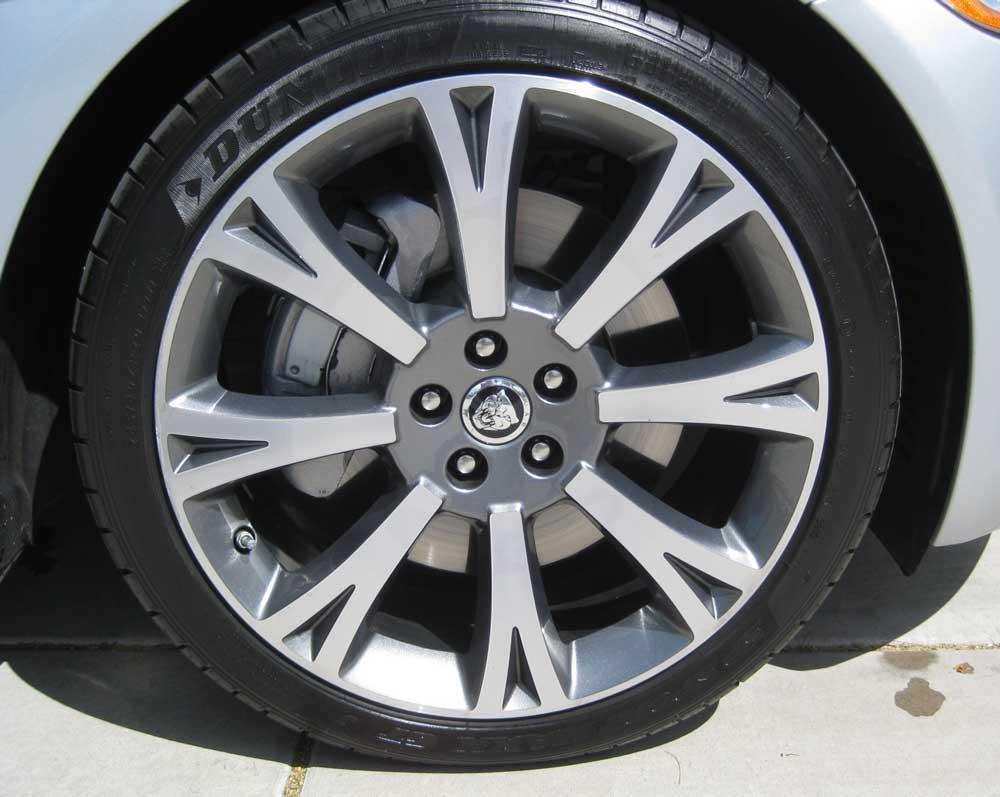 iss wheels
