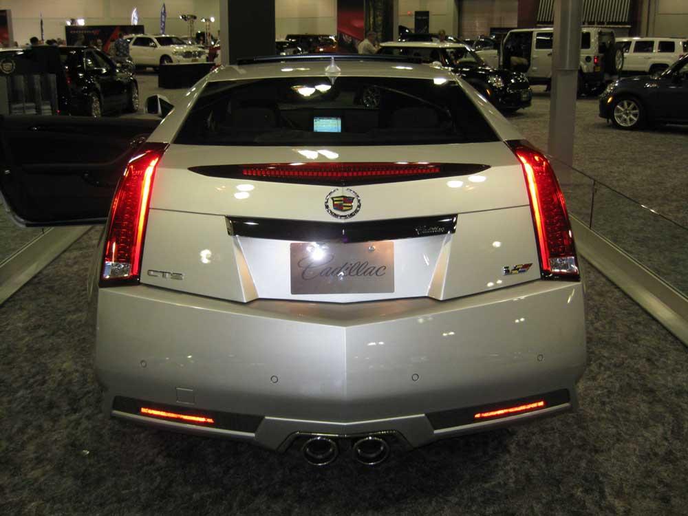 2004 Cts Cadillac Center Brake Light