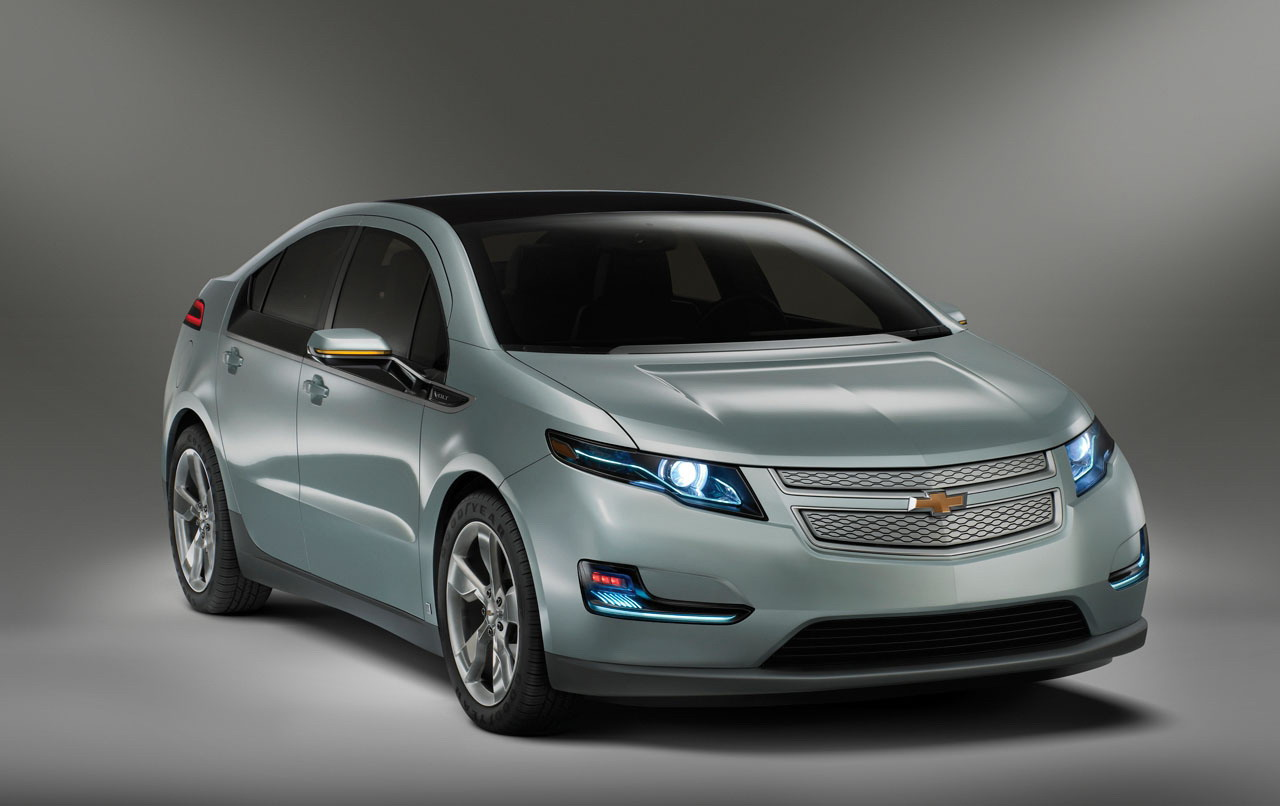 Revenge of the Electric Car | Todd Bianco's ...