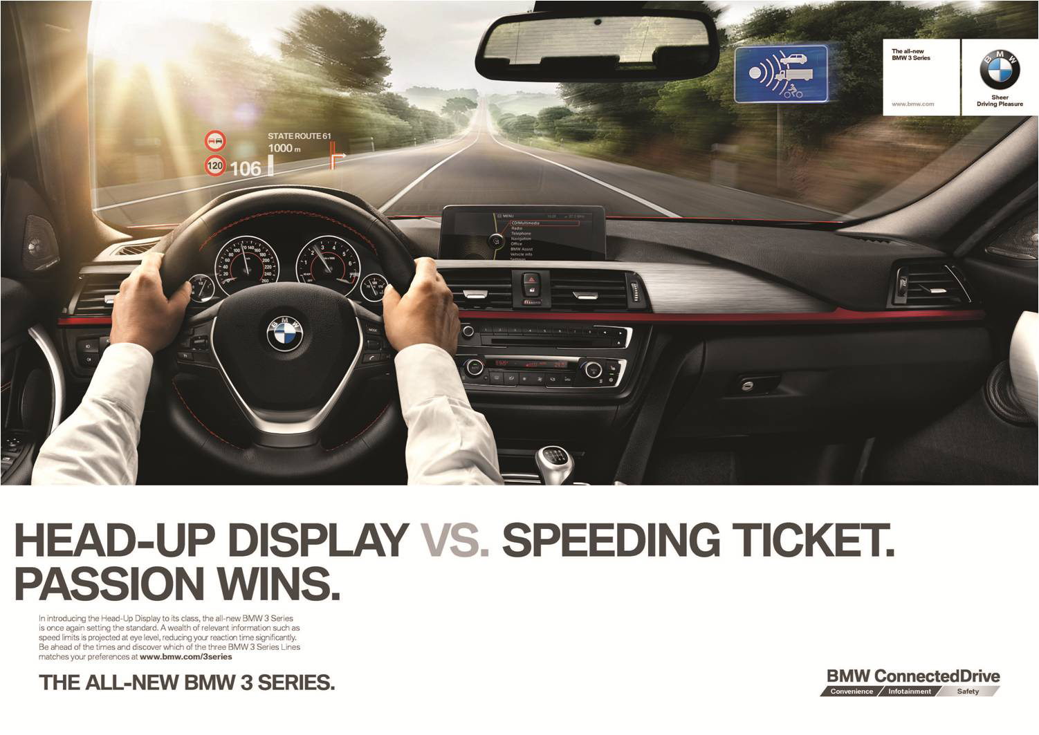 2012 Bmw 328i For Sale >> BMW's Print Marketing for New 3-Series | Todd Bianco's ...