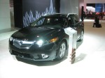 The 2012 Acura TSX wagon is a dolled-up version of the European Honda Accord wagon.