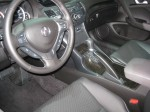 The interior of the 2012 Acura TSX wagon is comfortable and well-optioned for the price. It has Acura's excellent infotainment-navigation system.