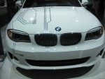 2012 BMW ActiveE front