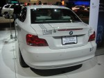 2012 BMW ActiveE rear