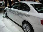 2012 BMW ActiveE side