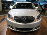 The 2012 Buick Verano is a Chevy Cruze underneath the nice Buick sheetmetal.