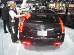 My favorite iteration of the Cadillac CTS is this CTS-V wagon. It's a rare beast; but I commend Cadillac for having the balls to produce it.