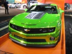 This 2012 Chevy Camaro Hot Wheels edition won awards at SEMA in Las Vegas last month.