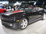 2012 Chevy Camaro RS Convertible - 45th Anniversary Edition