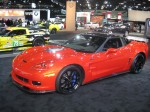 2012 Chevy Corvette ZR1 side