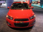 2012 Chevy Sonic 3-door