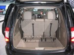As with any minivan, the cavernous interior can carry lots of people and stuff. Chrysler's proprietary Stow-n-Go seats that disappear into the floor are still industry leading.
