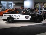 2012 Dodge Charger Police Pursuit - a mean-looking car, that's for sure.