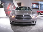 2012 Dodge Charger with the Pentastar V6 engine and ZF 8-speed automatic transmission.