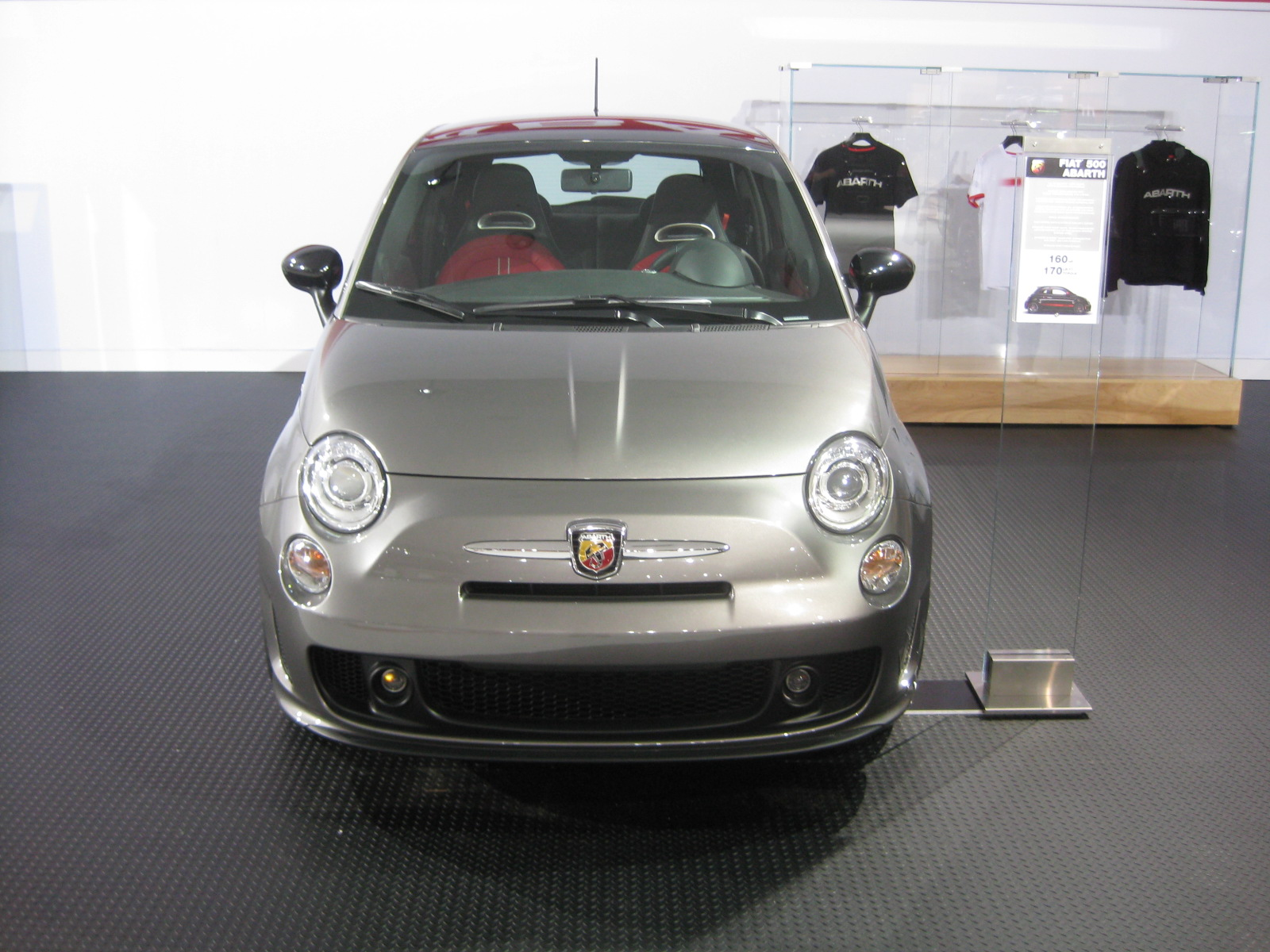 Fiat Abarth Front