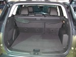 The new 2012 Ford Escape has a larger cargo capacity than the outgoing Escape.