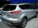 The 2012 Ford Escape is completely different from anything Ford had done in the past.