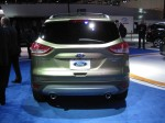 Another look at the tail of the 2012 Ford Escape.