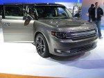 The 2012 Ford Flex gets an upgraded exterior