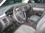 The 2012 Ford Flex also gets an upgraded interior and the latest versions of Ford's electronics.