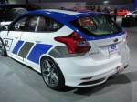 2012 Ford Focus Rally Car