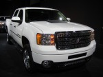 2012 GMC Sierra Denali 4x4 is gigantic and expensive.