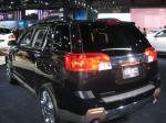 2012 GMC Terrain. A Chevy Equinox with GMC trimming. Badge engineering that GM shouldn't be doing.