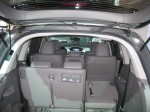 The 2012 Honda CR-V has plenty of cargo space and while the back seats are tight for tall alults like me, they work well for kids and dogs.