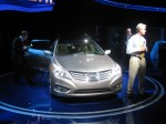 The 2012 Hyundai Azera will give headaches to the Toyota Avalon and Buick LaCrosse. You get more for the money.