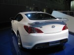 2012 Hyundai Genesis Coupe - rear.