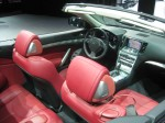 The interior of the Infiniti G37 Convertible IRL is a lovely place to spend time.
