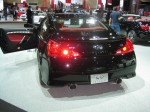 2012 Infiniti G37 Coupe IPL edition - rear