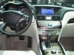 Like all Infiniti M-cars, the interior of the M35h is a lovely place to spend time.