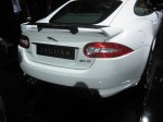 2012 Jaguar XK RS rear
