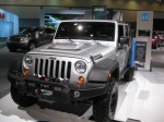 2012 Jeep Wrangler Call of Duty edition with lots of MOPAR accessories.