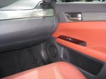 More detail of the 2012 Lexus GS350 interior.