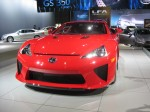 "2012 Lexus LFA . It's a ""bargain"" supercar at $350,000+ (depending on your definition of a bargain)."