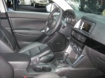 The interior of the 2012 Mazda CX-5 is a step above that of the Mazda3. Itr's a very nice cabin for the price.