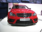 2012 Mercedes C63 AMG Black Series sports 510 hp and a $90k+ price tag.
