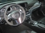 "2012 Mercedes-Benz C63 AMG interior. It's a nice upgrade to the ""standard"" C-Class, but it should be for an extra $30k."