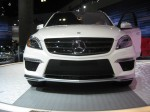The 2012 ML63 AMG was one of the big reveals at the LA Auto Show. It has an agressive look of a fat missle in your rear view mirror.