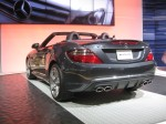 The new Mercedes-Benz SLK introduced earlier this year is particularly handsome. New for 2012 is the SLK55 AMG.
